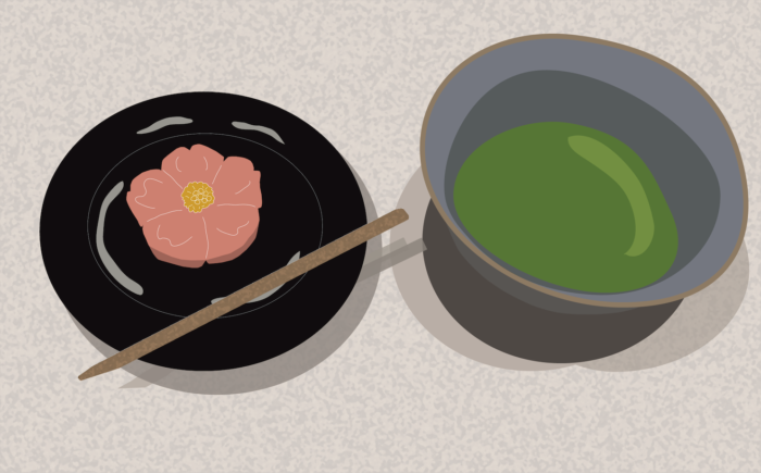 Sakura matcha - Lilian van Ooijen